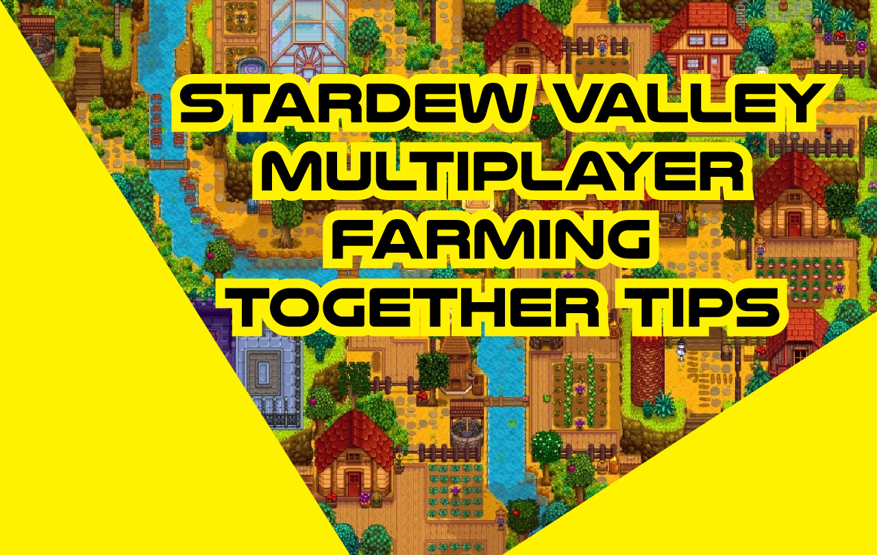 stardew valley multiplayer ps4