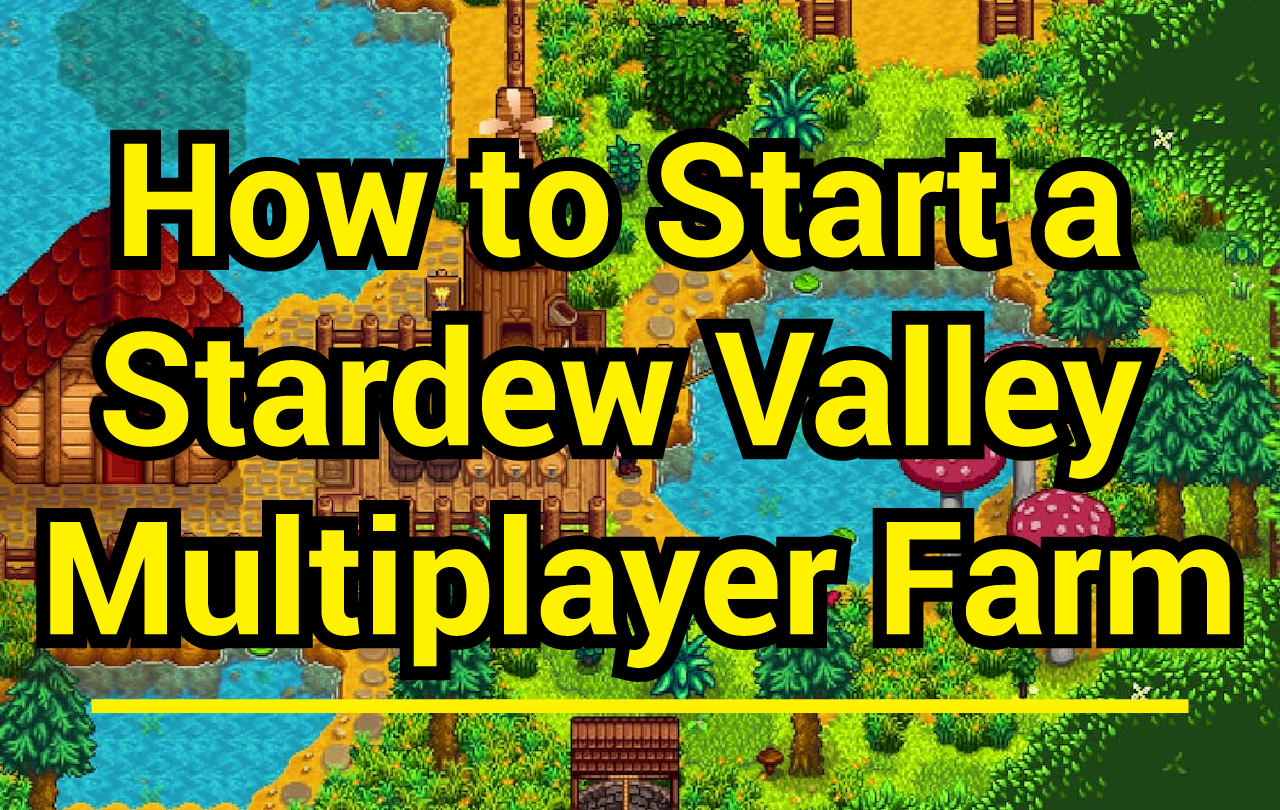 stardew valley multiplayer xbox