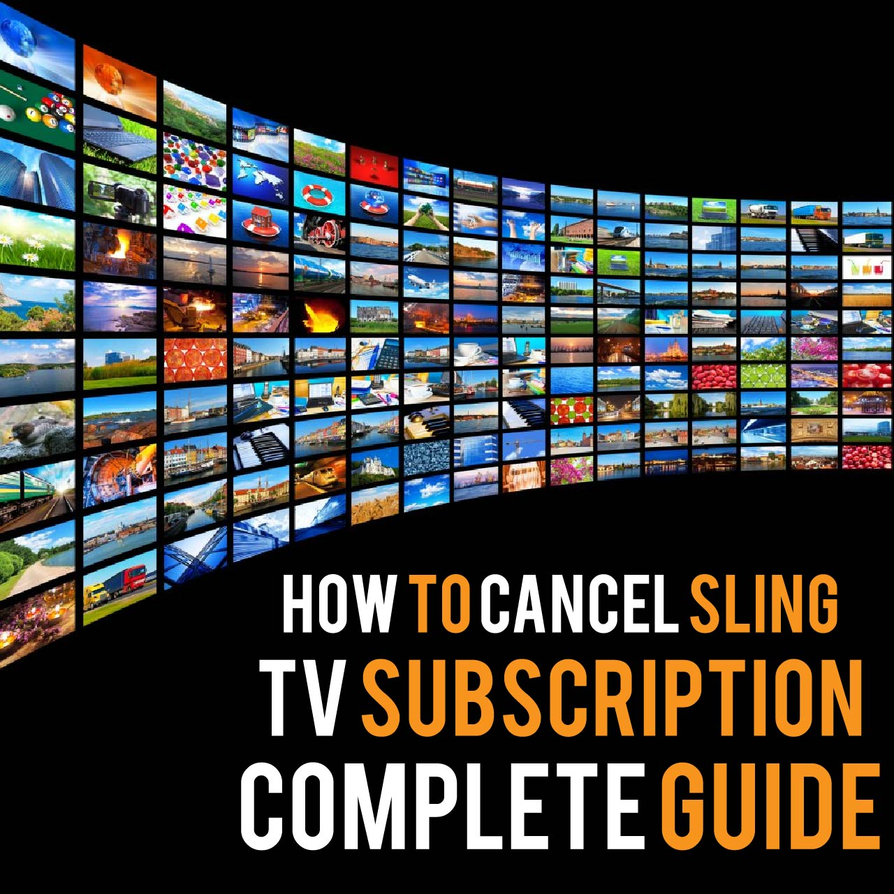 How To Cancel Sling Tv