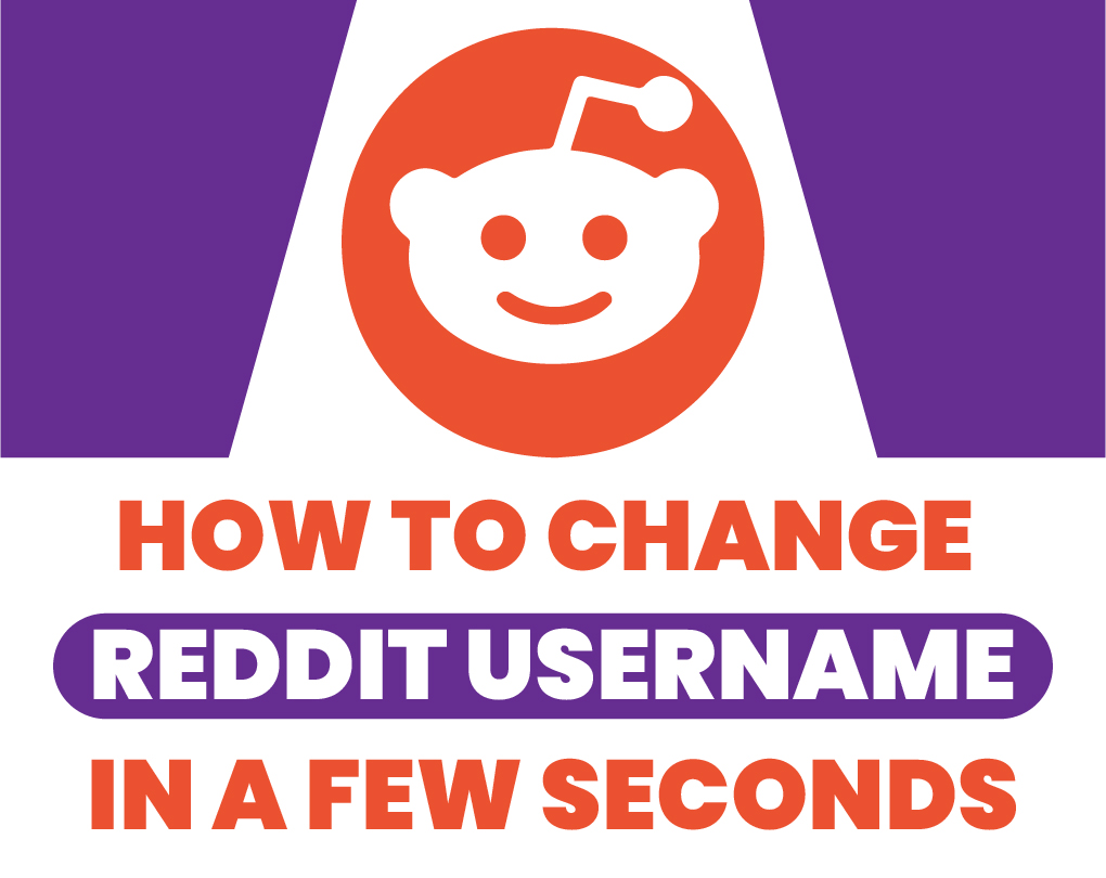 How to Change Reddit Username Fastly