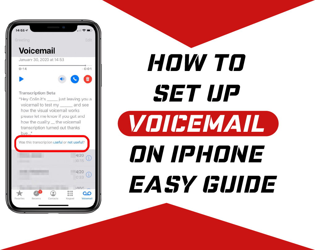 How to Set up Voicemail on iPhone – Easy Guide