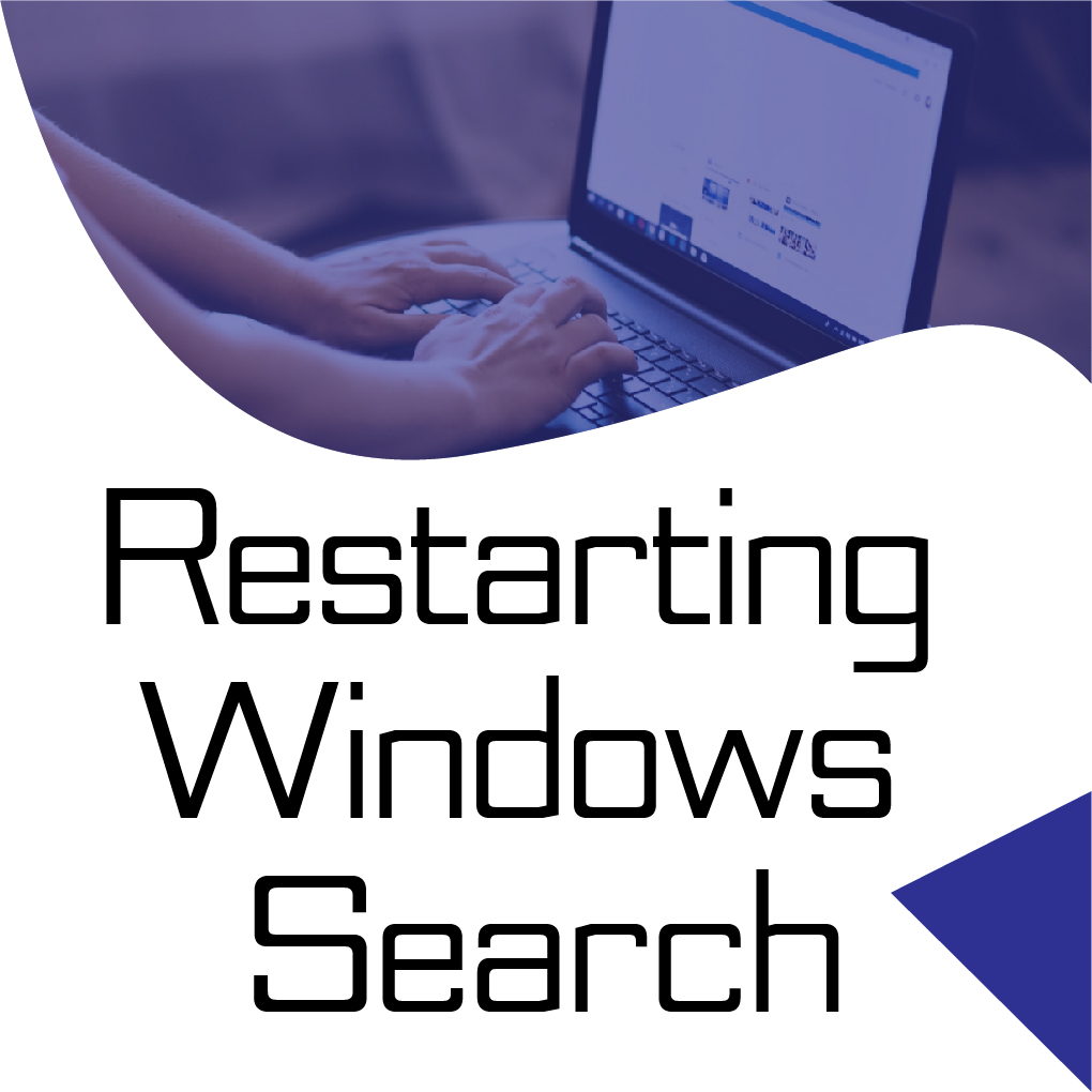 Search Not Working Windows 10