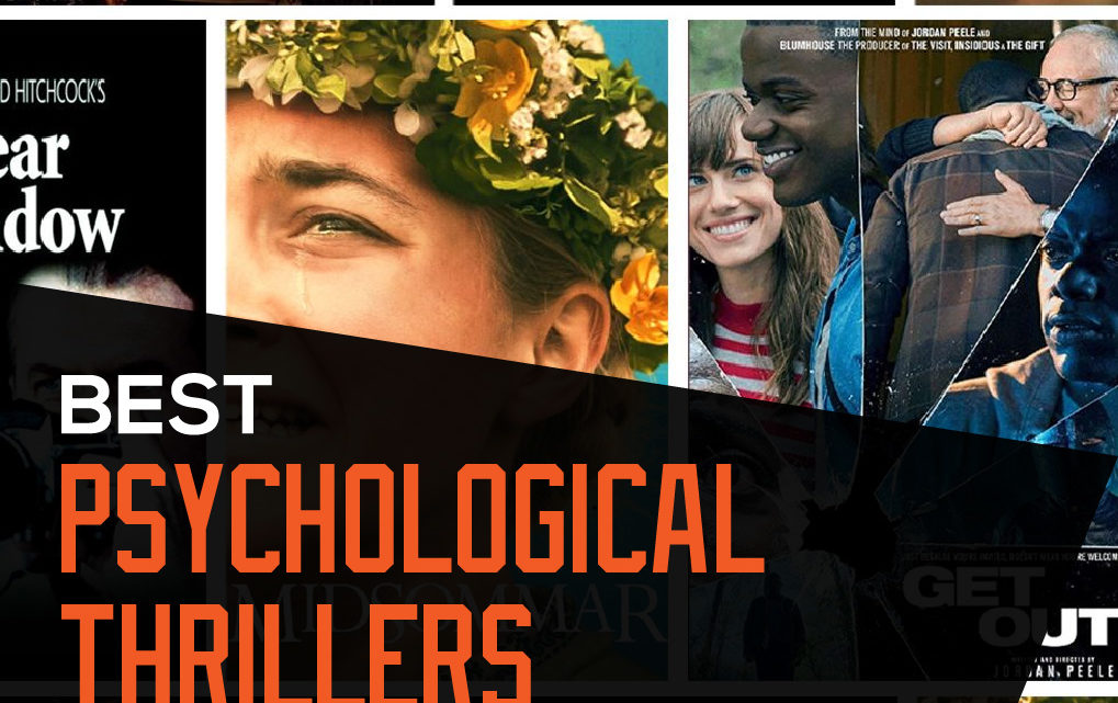 Best Psychological Thrillers of All Time [January 2021]