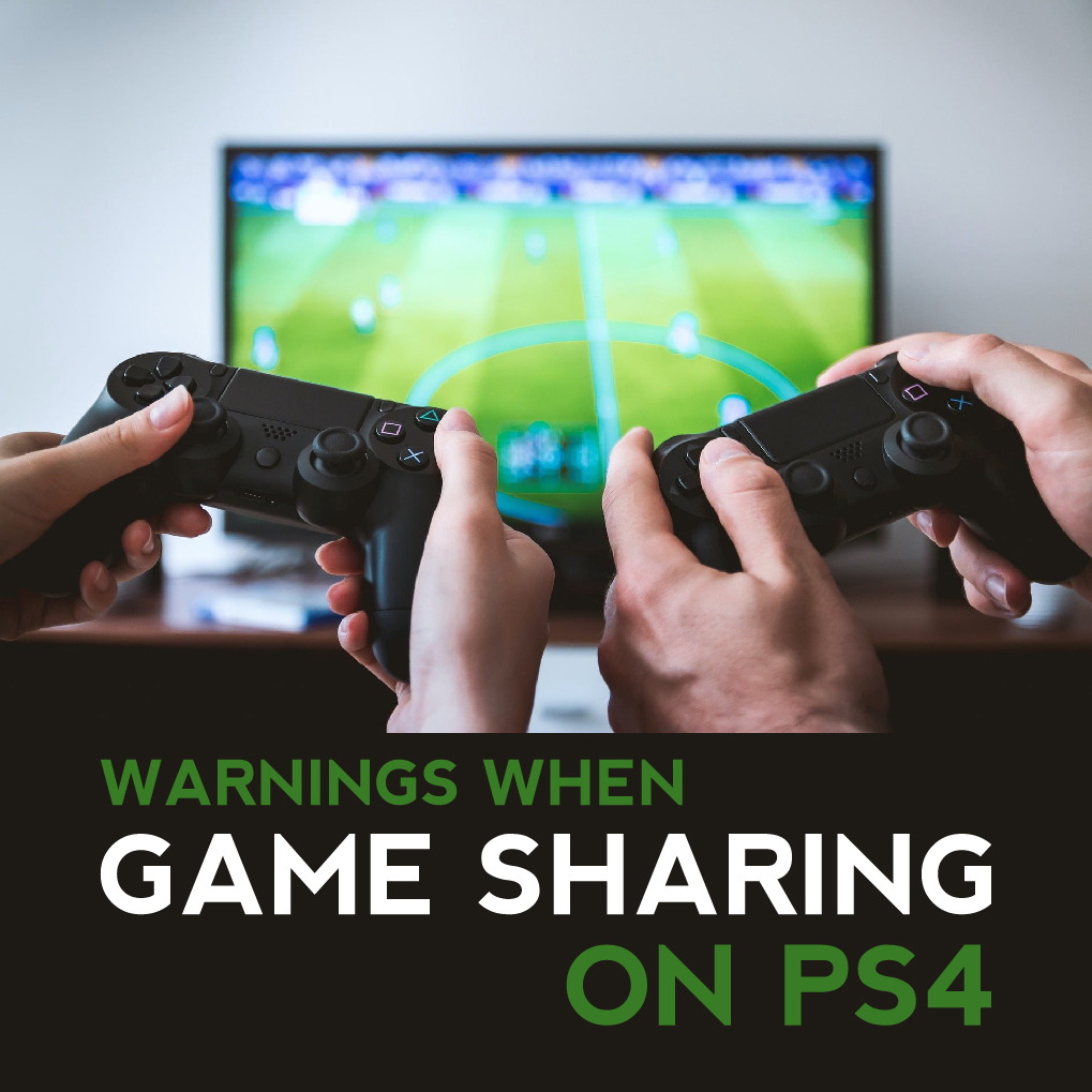 How To Gameshare On Ps4 With More Than One Person