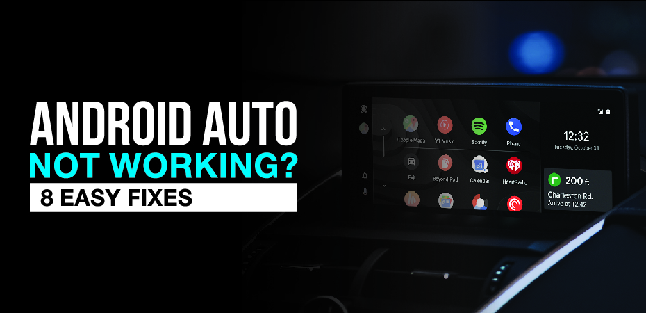 Android Auto Google Play Services Not Working