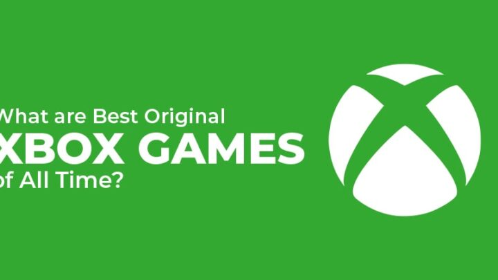 What are Best Original XBOX Games of All Time?